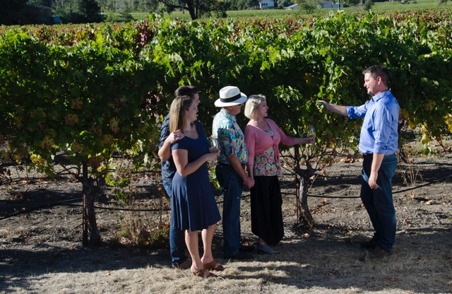 Winemaker's Circle Tour & Tasting