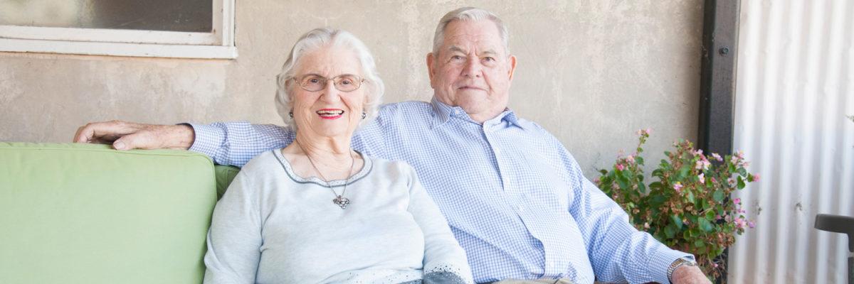 Van and Betty Ballentine