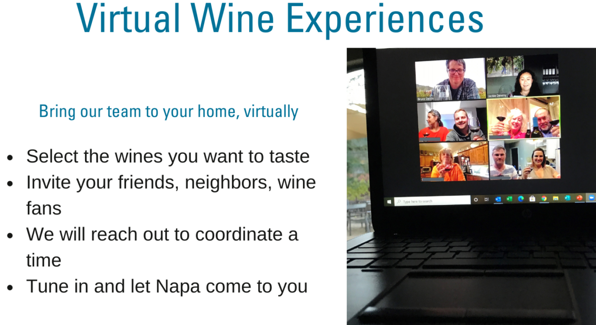 Virtual Wine Experiences